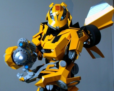 wallpaper transformers bumblebee. Cool Bumblebee Costume