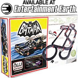 Batman Batmobile Slot Car Set