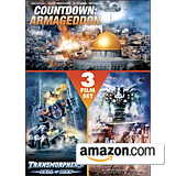 Countdown: Armageddon/Transmorphers: Fall of Man/The Day the Earth Stopped (3 Film Set)