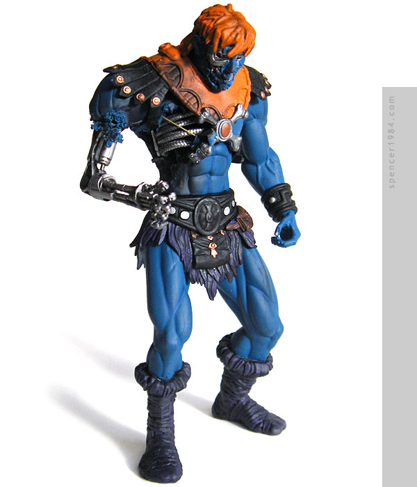 Battle Damaged Faker from He-Man and the Masters of the Universe