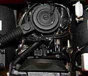1986 Cougar engine