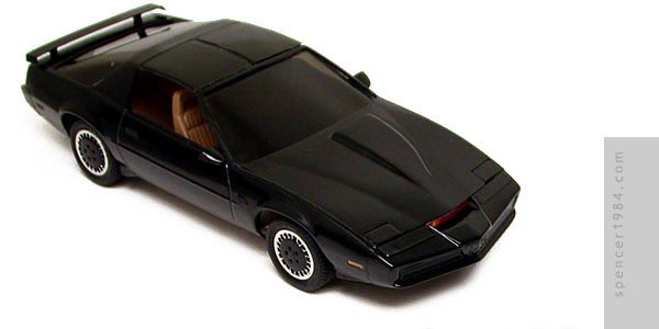 KITT from the original Knight Rider TV show
