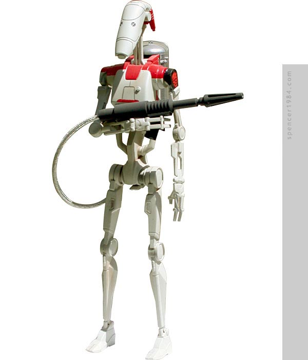 Star Wars Napalm Droid