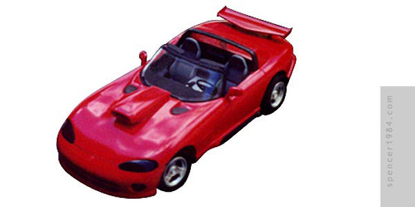 1993 Dodge Viper RT/10 Custom