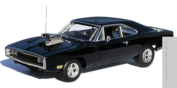 The Fast And The Furious 1970 Dodge Charger