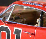 General Lee drivers door detail