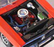General Lee 440 V8 engine