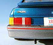 Misfile Merkur XR4Ti badge