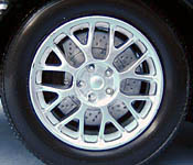 The Transporter BMW BBS wheel