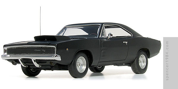 Wesley Snipes' 1968 Charger from the movie Blade