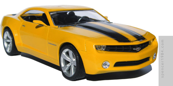 Transformers Movie Bumblebee