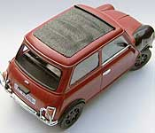 Bourne Identity Mini rear
