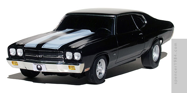 1970 Chevelle SS from the movie Speed Demon