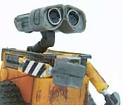 WALL-E head detail (right)