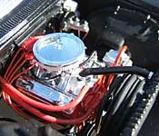 Metallicar 327 small block V8 engine (right)