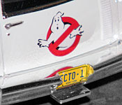 Ghostbusters Ecto-1 rear door