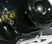 Dick Tracy Ford rear