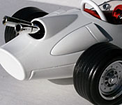 Speed Racer's F1 Mach 5 rear
