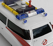 Ghostbusters Ectomobile rear roof