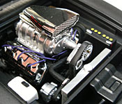 Fast and Furious Charger engine