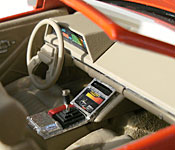 Turbo Teen Firebird interior