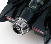Legends of the Dark Knight #198 Batmobile Rear