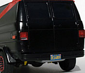 A-Team van rear