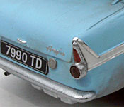 Harry Potter 2 Anglia right rear