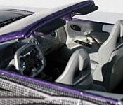 2 Fast 2 Furious Mitsubishi Eclipse Spyder interior