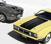 Gone in 60 Seconds 1974 & 2000 Eleanors
