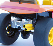 Speed Buggy rear