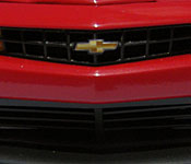 The Last Stand Chevrolet Camaro grille detail