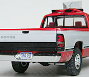 Megafault Dodge Ram rear