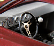 1969 Dodge Charger Daytona dashboard