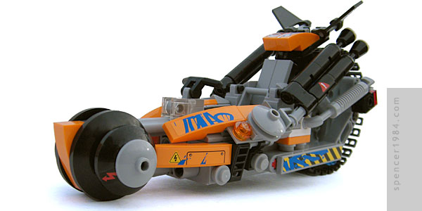 LEGO Super Cycle