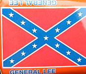 General Lee roof detail