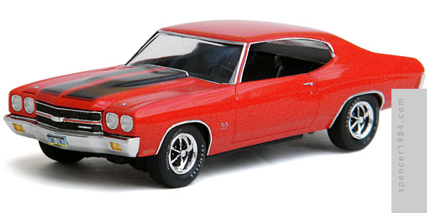 1970 Chevelle SS from the movie Jack Reacher