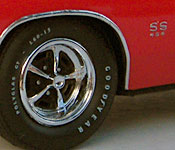 Jack Reacher Chevelle wheel detail