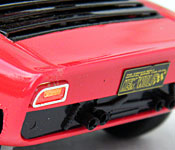 The Circuit Wolf Lamborghini Jota rear