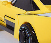 Robots in Disguise Bumblebee side detail