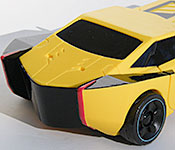 Robots in Disguise Bumblebee rear