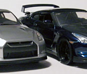 Fast Five GT-R and Furious 7 GT-R