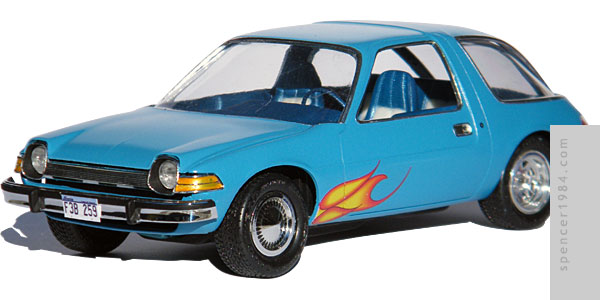 AMC Pacer from the TV series Wayne's World