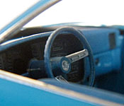 Wayne's World AMC Pacer interior