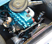 Wayne's World AMC Pacer engine