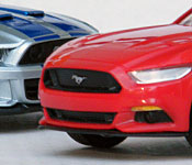Need for Speed 2015 Ford Mustang & Custom Shelby Mustang
