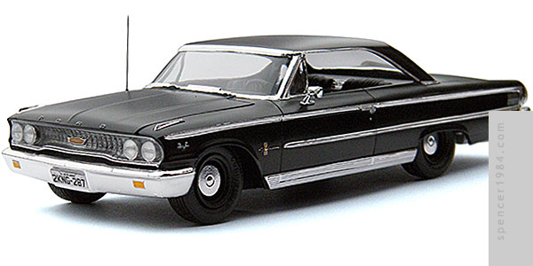 1963 Ford Galaxie from the movie Fast Five