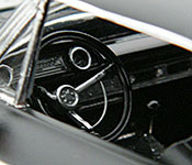 Fast Five 1963 Ford Galaxie Cuda interior