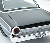 Fast Five 1963 Ford Galaxie Cuda rear