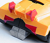 Transformers Robots in Disguise Drift rear